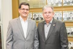 Marcelo Prado e Ricardo Cavalcante