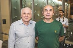 Ricardo Sabadia e Luiz Henrique