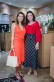 Márcia Travessoni e Sandra Pinheiro