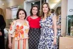 Marlene Nogueira, Sandra Pinheiro e Rosele Nogueira
