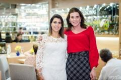 Mirian Bastos e Sandra Pinheiro