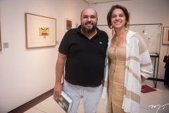 Érico Monteiro e Fernanda Teles