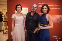 Bianca Cipola, Marcos Novais e Ana Cristina Mendes