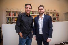 Fernando Novais e Victor Perlingeiro