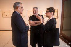 Max Perlingeiro, Lino e Inês Villaventura