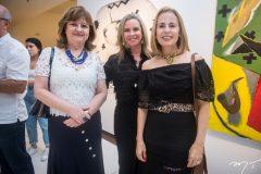Sandra Viana, Bia Perlingeiro e Tereza Ximenes Távora