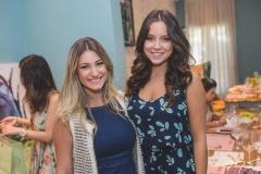 Bruna Magalhães e Fernanda Levy