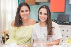 Deborah Bandeira e Ticiana Machado