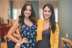 Fernanda Levy e Lia Quinderé