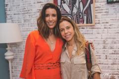 Mari Lima e Mirella Rocha