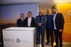 Benildo Aguiar, Elia Carmo Pedro Alfredo, Zé Dias E Gleison Freitas