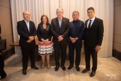 Candido Albuquerque, Roseane Medeiros, Ricardo Cavalcante Sampaio Filho E Rodrigo Bourbon