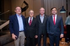 Joaquim Rolim Sandoval, Feitosa Ricardo Cavalcante E Aurélio Pavão