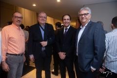 Luiz Carlos, Adão Linhares, Luiz Carlos Queiroz e Ricardo Rolim
