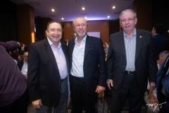 Luiz Eduardo Morais, Candido Albuquerque e Ricardo Cavalcante