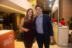 Mayra Sousa E Felipe Santine