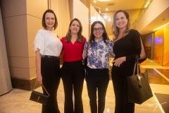 Mirian Pereira, Raquel Vasconcelos, Veridiana Soares E Juliana Guimarães