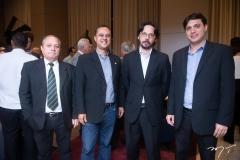 Osvaldo Ferrer, Odailton Arruda, Tarcisio Costa E Dayvis Mesquita