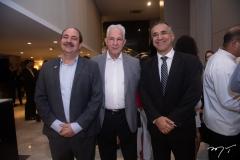 Paulo André Holanda, Carlos Prado E Eduardo Neves