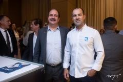 Paulo Andre  Holanda E Alessandro Mandeli