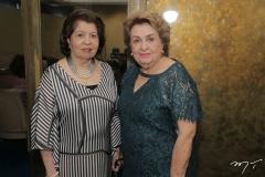Edir Rolim e Silvia Diogo