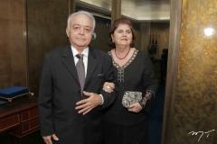 Flávio e Marimília Leitão