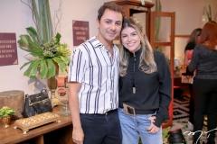 Dyeggo Carvalho e Bruna Nogueira