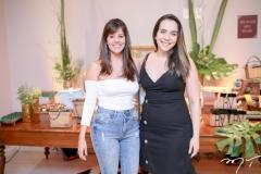 Lilian Girão e Renata Asfor