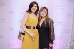 Rafaela Victor e Inessa Chaves