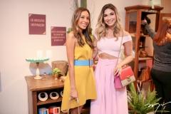 Tamy Cunha e Karine Sales