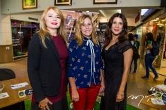 Marcirlene Pinheiro, Adriana Pessoa e Melissa Soares