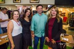 Mattu Macêdo, Melissa Soares, Tadeu Belfort e Marcirlene Pinheiro