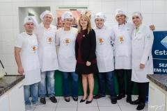 Mizael Sales, André Anderson, Nataly Oliveira, Marcirlene Pinheiro, Lucas Oliveira, Alexandre Sousa e Leandro Damasceno