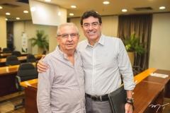 Álvaro Correia e Alexandre Pereira
