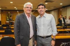 Assis Machado e Alexandre Pereira