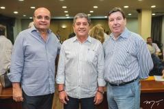 Fernando Cirino, Sampaio Filho e João Mendonça