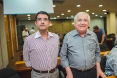 Freitas Júnior e Cláudio Ferreira