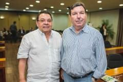 Gera Teixeira e João Mendonça