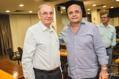 Jurandir Picanço e Fernando Cirino
