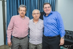 Lima Matos, Álvaro Correia e Roberto Ramos