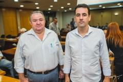 Marcos Soares e Aluisio Ramalho