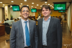 Raul Amaral e Marcelo Gripp
