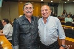 Roberto Sérgio e Marcos Montenegro