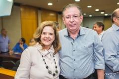Roseane Medeiros e Ricardo Cavalcante