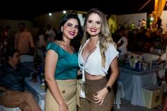 Ana Clara Marques e Simone Loiola
