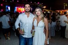 Antônio Carlos e Renara Oliveira
