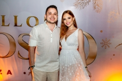 João Victor e Ana Clara Martins