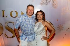 José Oreste e Verônica Benvindo