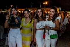Lorena Carolino, Sarita Parente, Paula Frota e Thyellen Vasconcelos