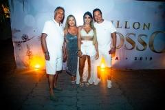 Marcos e Regina Veríssimo, Beatriz Santos e Rodrigo Veríssimo